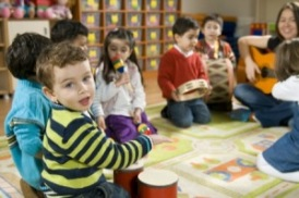 Pre-School & Mommy/Baby Music Classes
